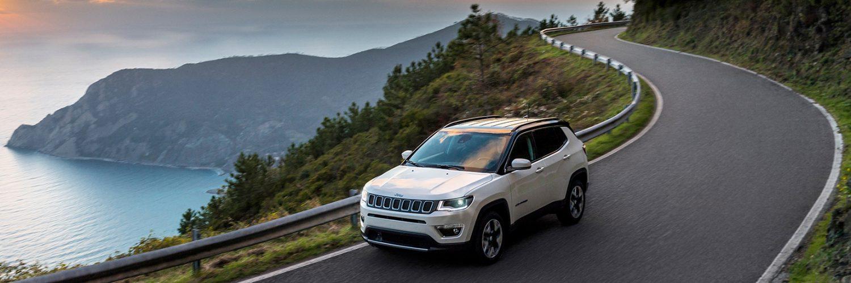 jeep compass τιμή