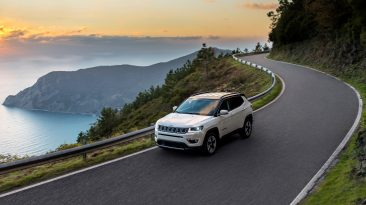 jeep compass τιμή